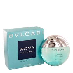 Bvlgari Aqua Marine Eau De Toilette Spray By Bvlgari - Your Ego Goods