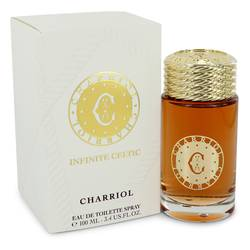 Charriol Infinite Celtic Eau De Toilette Spray By Charriol - Your Ego Goods