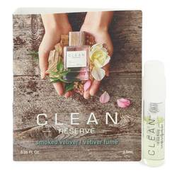 Clean Smoked Vetiver Vial (sample) By Clean