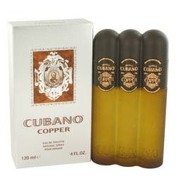 Cubano Copper Eau De Toilette Spray By Cubano
