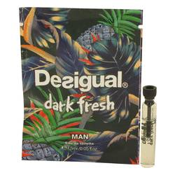 Desigual Dark Fresh Vial (sample) By Desigual - Your Ego Goods