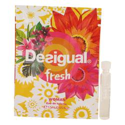Desigual Fresh Vial (sample) By Desigual - Your Ego Goods