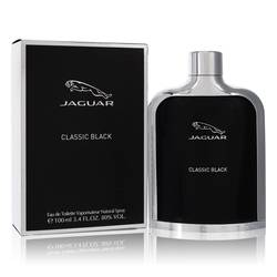 Jaguar Classic Black Eau De Toilette Spray By Jaguar