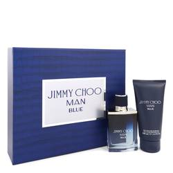 Jimmy Choo Man Blue Gift Set By Jimmy Choo
