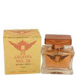 Joe Legend No. 26 Eau De Parfum Spray By Joseph Jivago