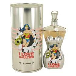 Jean Paul Gaultier Wonder Woman Eau Fraiche Spray (Limited Edition) By Jean Paul Gaultier