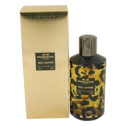 Mancera Wild Leather Eau De Parfum Spray (Unisex) By Mancera