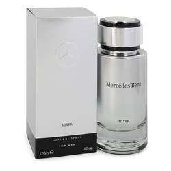 Mercedes Benz Silver Eau De Toilette Spray By Mercedes Benz