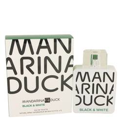 Mandarina Duck Black & White Eau De Toilette Spray By Mandarina Duck