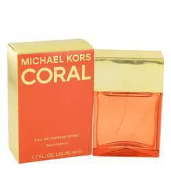 Michael Kors Coral Eau De Parfum Spray By Michael Kors