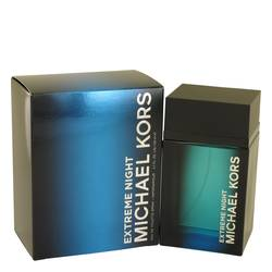 Michael Kors Extreme Night Eau De Toilette Spray By Michael Kors
