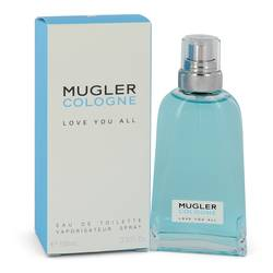 Mugler Love You All Eau De Toilette Spray (Unisex) By Thierry Mugler