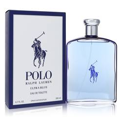 Polo Ultra Blue Eau De Toilette Spray By Ralph Lauren