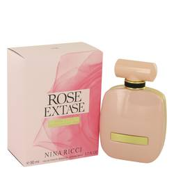 Rose Extase Eau De Toilette Sensuelle Spray By Nina Ricci