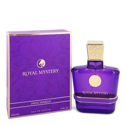 Royal Mystery Eau De Parfum Spray By Swiss Arabian