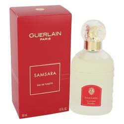 Samsara Eau De Toilette Spray By Guerlain
