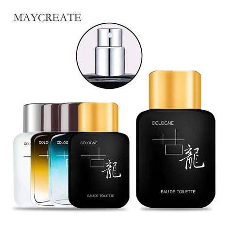MayCreate 50ml Men Perfume Air Fragrance Fashion Mini Perfume Men Parfum Bottle Portable Men's Cologne Perfume Brand Perfumes - Your Ego Goods