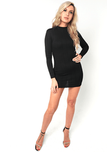 Load image into Gallery viewer, U.MAY2019 Alicia Bandage Mini Dress
