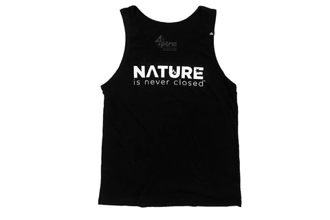 Nature is Never Closed™ Unisex Tank