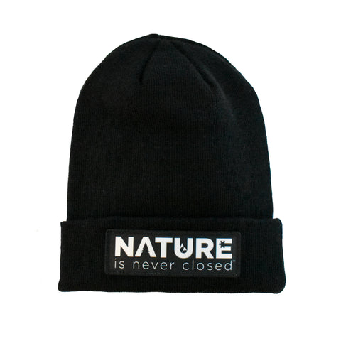 Nature is Never Closed™ Beanie