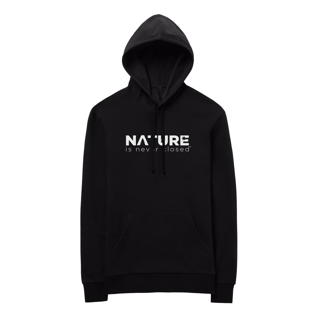 Nature is Never Closed™ Hoodie
