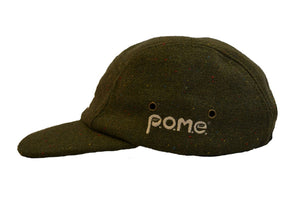 Wool Camper Five Panel Cap