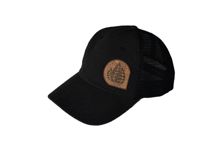 Hemp Cork Patch Dome