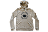 Eco Circle Logo Hooded Sweatshirt