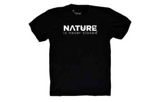 Nature is Never Closed™ T-Shirt