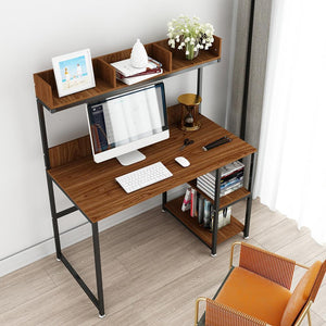 Whether you work in a small den or the biggest corner office, it's important to make the most of your space with the right furniture. Furniture that's functional will not only boost your productivity but also enhance your mood.