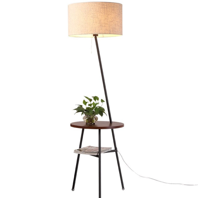 The right lighting can be key to creating a space you love. When you have the perfect lamp in place you'll be amazed at how different your room looks. Our selection is smart, stylish and most importantly, functional! This attractive lamp is elegant yet simple and table top provides you with plenty of convenient uses!