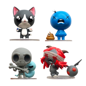 *New* Collectible BOI Figures - Set Of 4
