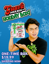 Load image into Gallery viewer, Guava Juice Holiday Box (One-Time)