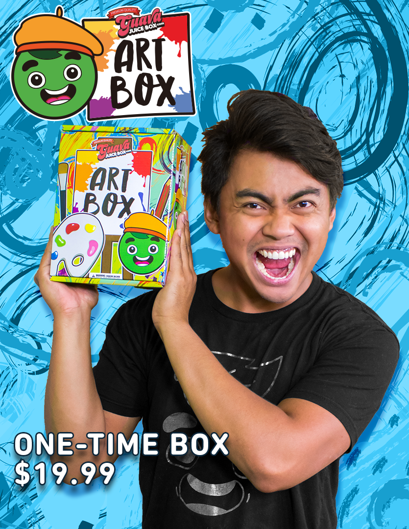 Guava Juice Art Box (One-Time)