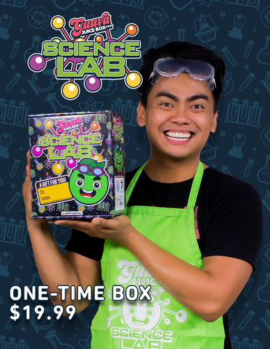 Guava Juice Science Lab Box (One-Time)