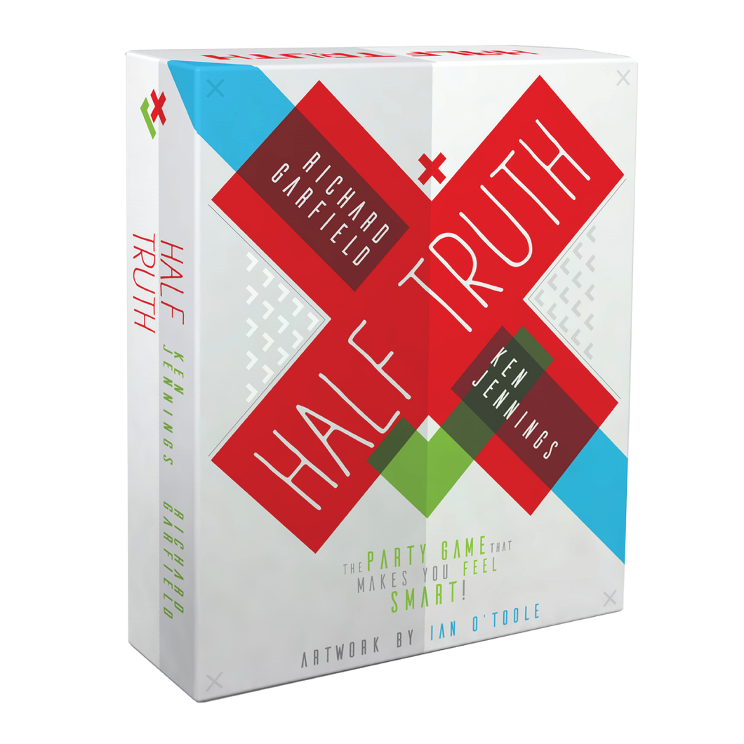 *Pre-Order* Half Truth by Richard Garfield and Ken Jennings