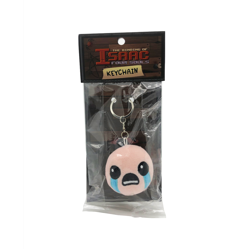 Binding of Isaac Keychain Plush
