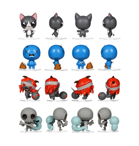 (Pre-Order) *New* Collectible BOI Figures - Set Of 4