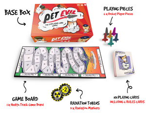*Pre Order* Pet Evil Game - The Explosive Card Game