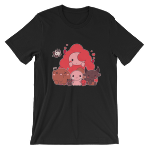 Binding of Isaac Cutesy Unisex T-Shirt (Multiple Colors)