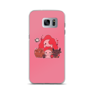 Binding of Isaac Cutesy Samsung Case