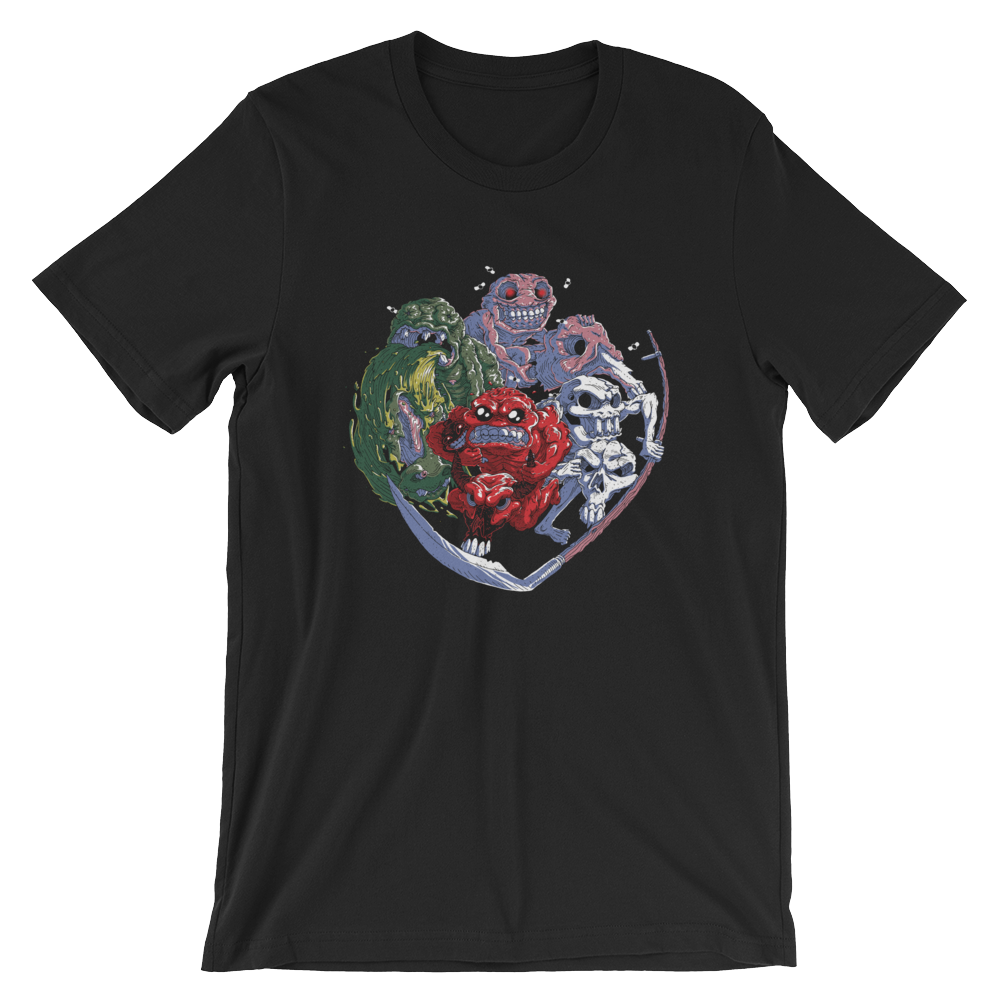 Binding of Isaac The Harbingers Unisex T-Shirt