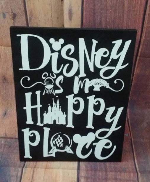 Disney is my Happy Place, Disney decor