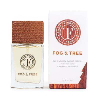 Redwood Coast Fragrance - Fog & Tree