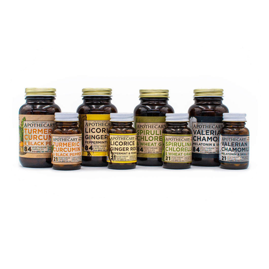 Brothers Apothecary Capsules