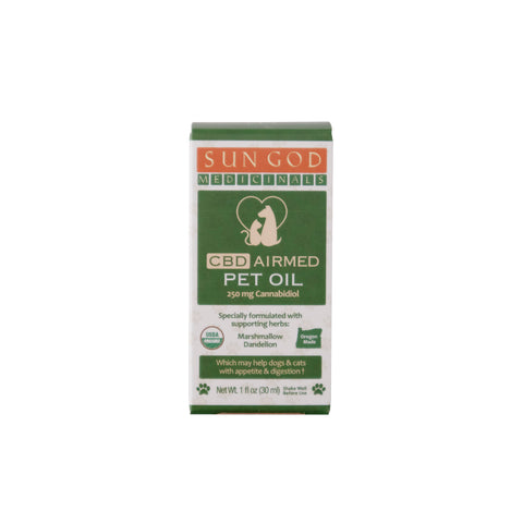 Sungod Medicinals Pet Tincture