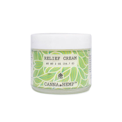 Cannahemp Relief Cream