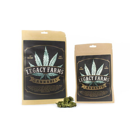 Legacy Farms Hemp Flower