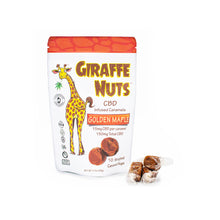 Load image into Gallery viewer, Giraffe Nuts Caramels