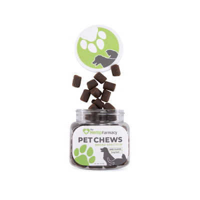 Hemp Farmacy Soft Pet Chews